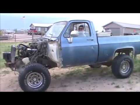 1982 4x4 Chevy Shortbed