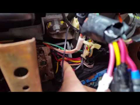 2006 Chevrolet Silverado How to Test Ignition Switch and Wiring at the Fuse Box - Battery Light On