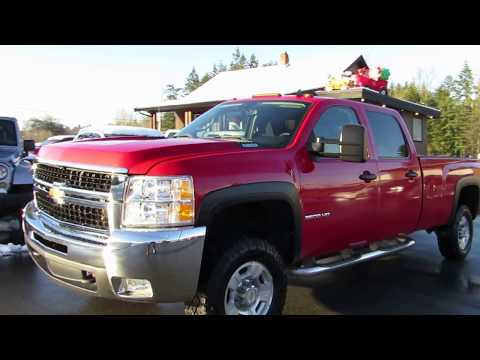 2008 CHEVROLET SILVERADO 3500HD DURAMAX TURBO DIESEL 4X4 AT KOLENBERG MOTORS LTD