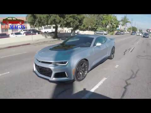 2018 Chevrolet Camaro ZL1 1LE Review and First Drive