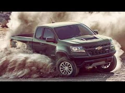 2018 Chevrolet Colorado ZR2  Off Road and drive