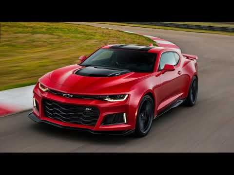 Chevrolet Camaro ZL1 1LE Outtakes and Turwbowski Drive