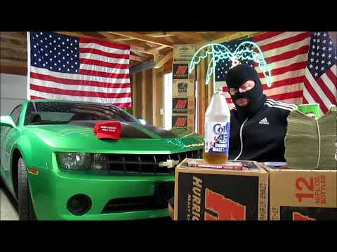 CHUG A 40oz - Drive Chevrolet Across The USA