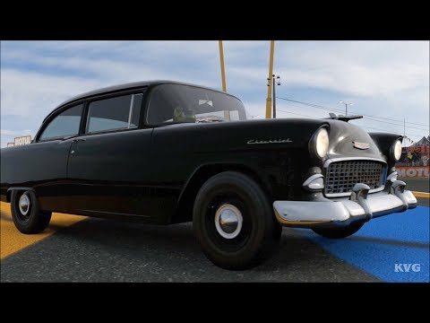 Forza Motorsport 7 - Chevrolet 150 Utility Sedan 1955 - Test Drive Gameplay (HD) [1080p60FPS]