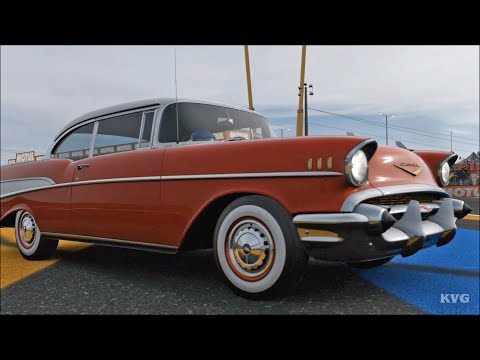 Forza Motorsport 7 - Chevrolet Bel Air 1957 - Test Drive Gameplay (HD) [1080p60FPS]