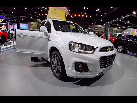 New 2018 SUV Chevrolet Captiva LTZ AWD