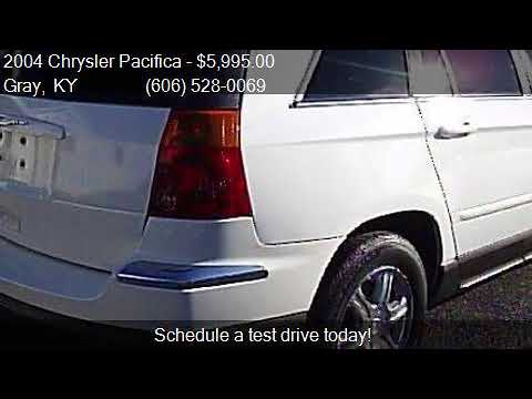 2004 Chrysler Pacifica Base Fwd 4dr Wagon for sale in Gray,