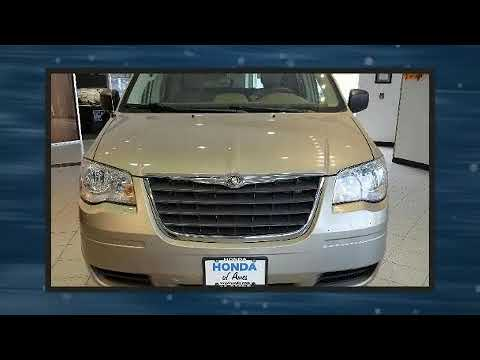 2008 Chrysler Town & Country LX in Ames, IA 50010