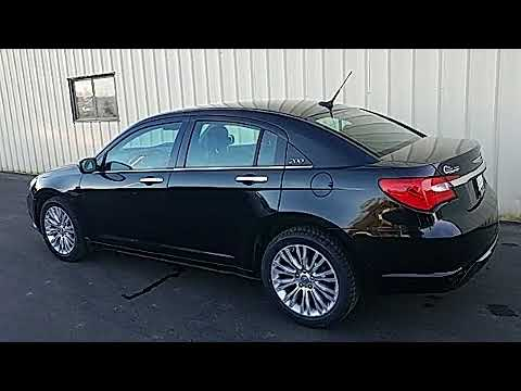 2011 Chrysler 200 in Colby, WI 54421