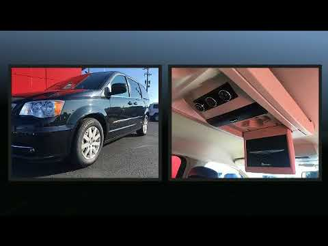 2016 Chrysler Town & Country Touring in Greer, SC 29650