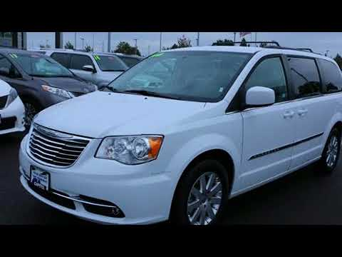 2016 Chrysler Town & Country Touring in Salem, OR 97301