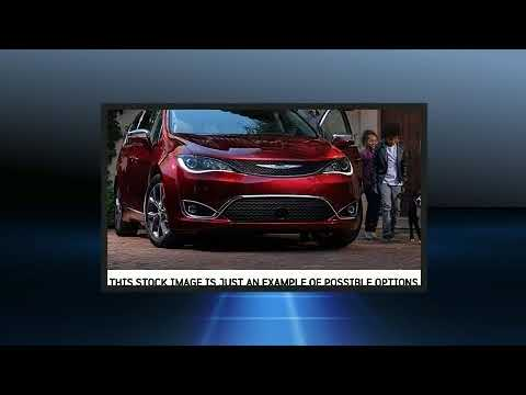 2018 Chrysler Pacifica in Thornhill, ON L4J 1V8