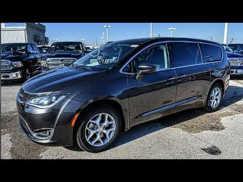 2018 Chrysler Pacifica Touring Plus in Odessa, TX 79761
