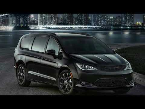 Look This !!! FCA Releases a Sportier Chrysler Pacifica