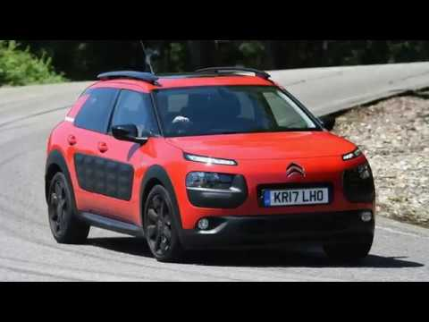 [AWESOME] Citroen C4 Cactus Automatic Review