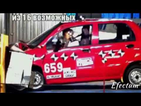 Crash test ARCAP Deawoo Matiz 2003