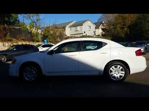 2012 Dodge Avenger SE in Stamford, CT 06902