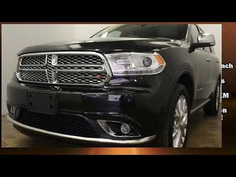 2015 Dodge Durango Citadel in Grand Rapids, MI 49548