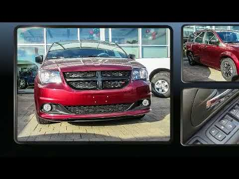 2017 Dodge Grand Caravan Blacktop in Pickering, ON L1V1B3