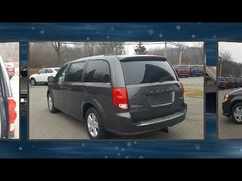 2017 Dodge Grand Caravan Crew Plus in Rockland, ON K4K1K7