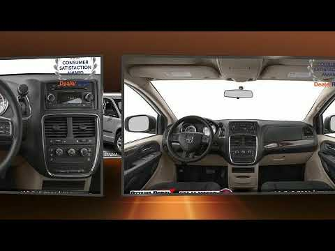 2017 Dodge Grand Caravan CVP/SXT in Ottawa, ON K1K3B3