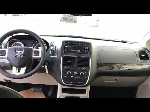 2017 Dodge Grand Caravan SXT in Drumheller, AB T0J 0Y0