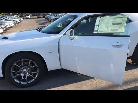2018 Dodge Challenger GT at Secret City CDJR