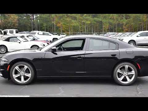 2018 Dodge Charger SXT Plus in Cary, NC 27511