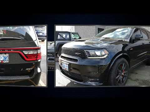 2018 Dodge Durango SRT in Windsor, ON N8W1E5