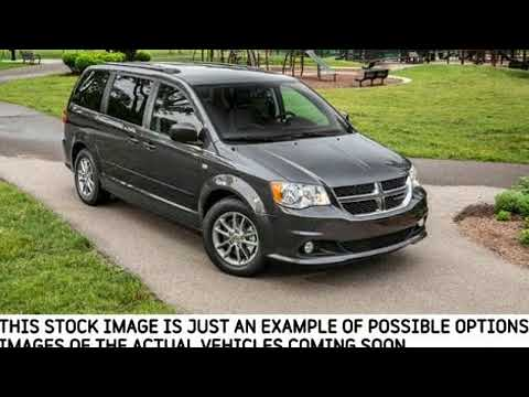 2018 Dodge Grand Caravan in Thornhill, ON L4J 1V8
