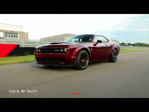 2018 Dodge HellCat Wide Body - FIRST DRIVE - Dodge Demon DNA?