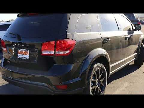 2018 Dodge Journey SXT in Las Vegas, NV 89146
