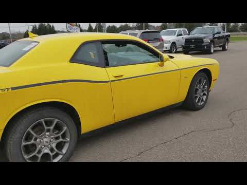 Dodge challenger AWD for sale!