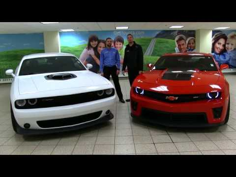 Dodge Challenger Vs. Chevy Camaro | Used Cars of the Week | Charlesglen Toyota