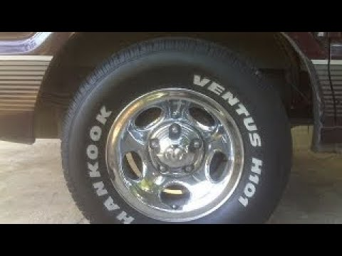 How to Replace Brakes, Rotors, Bearings on Dodge Ram 2WD