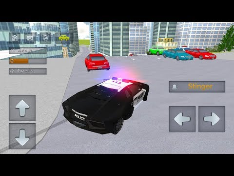 Police Chase The Cop Car Driver (by Game Pickle) Android Gameplay [HD]