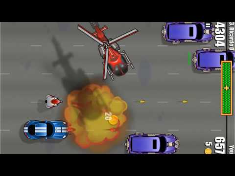 Road Riot Gameplay, Combat Racing - MY TIMES