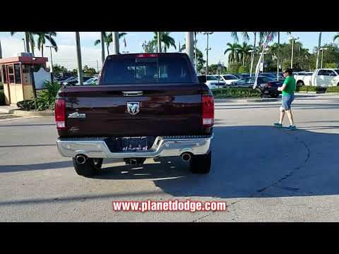 USED 2015 RAM 1500 2WD CREW CAB 140.5 at Planet Dodge Chrysler Jeep #IHS528092A