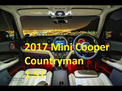 2017 Mini Cooper Countryman 1.5T full road test review