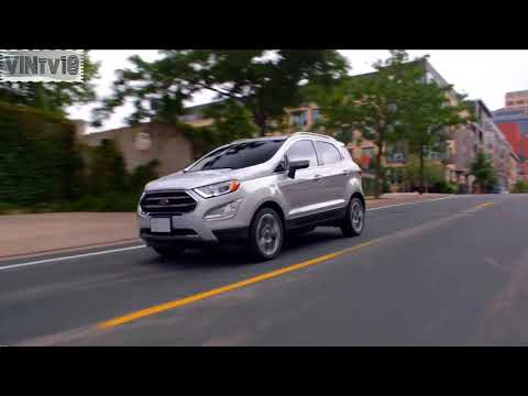 2018 Ford EcoSport [TEST DRIVE]