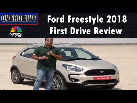 2018 Ford Freestyle First Drive Review | OVERDRIVE | CNBC TV18