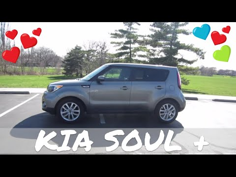 2018 Kia Soul + (Plus) // Full Review and Test Drive