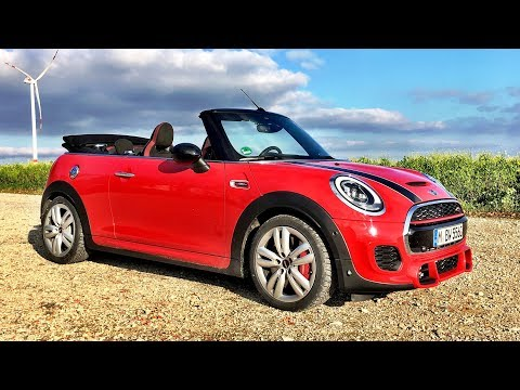 2018 Mini Cooper JCW Review and Test Drive