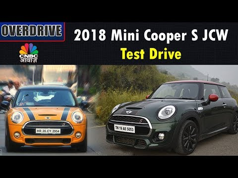 2018 Mini Cooper S JCW Test Drive & Review | Awaaz Overdrive | CNBC Awaaz