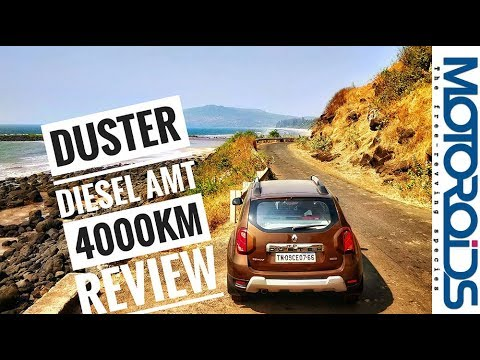 Duster Diesel AMT 4000 Km Review - Watch Before You Buy!