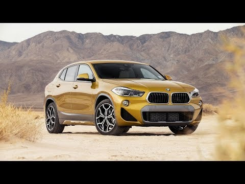 EXTRAORDINARY! 2018 BMW X2 TEST DRIVE