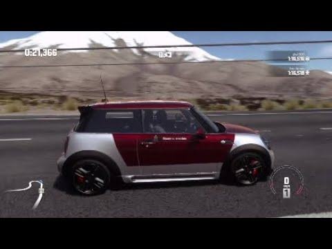 Test Drive-MINI John Cooper Works GP-DRIVECLUB-PS4