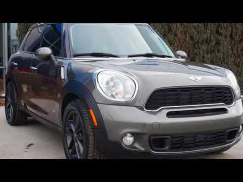 Used 2012 MINI Cooper Countryman Clinton-Township MI Detroit, MI #CJ44081A
