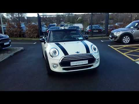 Video of 162 MINI Cooper D Convertible Auto