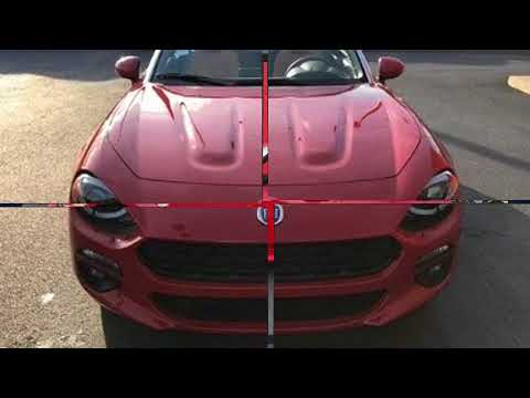 2018 FIAT 124 Spider LUSSO in Greer, SC 29650-1443